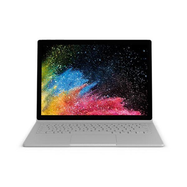 マイクロソフト FVH-00010 シルバー Surface Book 2 [ノートパソコン 15インチ液晶 メモリ 16GB SSD 1TB]