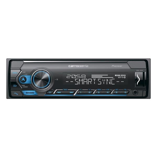 PIONEER MVH-5600 [Bluetooth/USB/チューナー・DSPメインユニット]