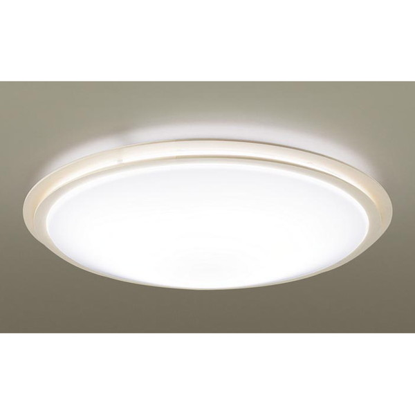 PANASONIC LGBZ2503K ホワイト [LEDシーリングライト(~10畳/調色・調光) リモコン付き]