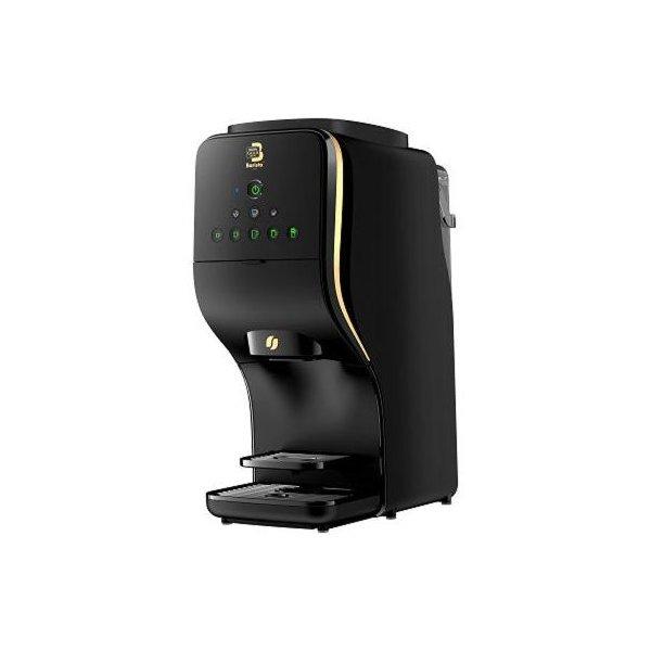 誰でも簡単に ワンタッチで本格的なラテを作れます ネスレ HPM9637-PB ネスカフェ ゴールドブレンド バリスタ Duo プレミアムブラック コーヒーメーカー おすすめ コーヒー 在宅 珈琲 自分好み お買得 bluetooth搭載 おうちカフェ 専用アプリ 8種類 ワンタッチ カスタマイズ プロの味