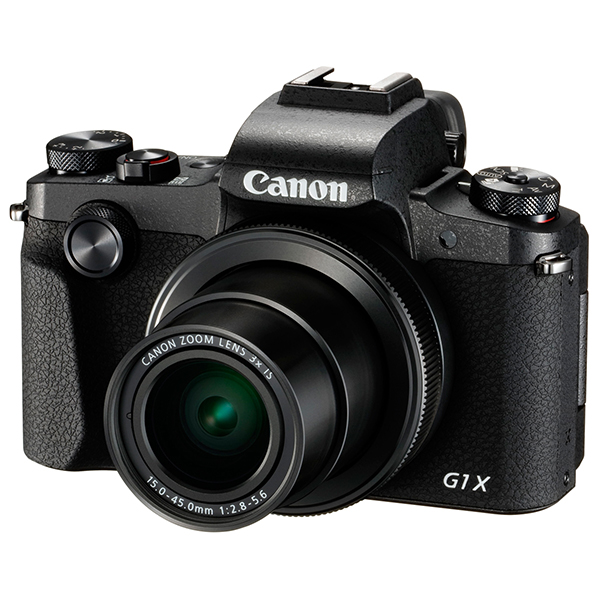 【送料無料】CANON PowerShot G1 X MarkIII [コンパクトデジタルカメラ(2420万画素)]