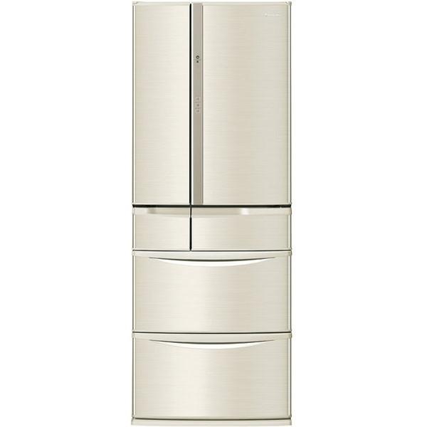 【送料無料】PANASONIC NR-F503V シャンパン Vタイプ [冷蔵庫 (501L・フレンチドア)]