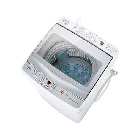 AQUA AQW-GP70H ホワイト [簡易乾燥機能付き洗濯乾燥機 (7.0kg)]