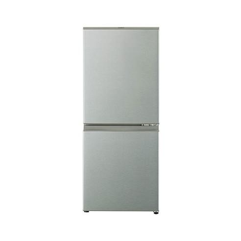 AQUA AQR-13J ブラッシュシルバー [冷蔵庫 (126L・右開き)]