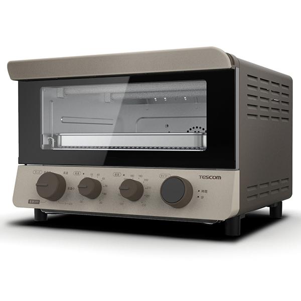 低温から高温まで オフの時間に大活躍 1台6役のマルチオーブン テスコム コンベクションオーブン 販売実績No.1 TSF601 C 低温調理 高温調理 祝開店大放出セール開催中 温度調節 長時間調理 グリル ドライ機能 ノンフライヤー 乾燥 マルチオーブン 発酵 TESCOM タイマー コンフォートベージュ トースター