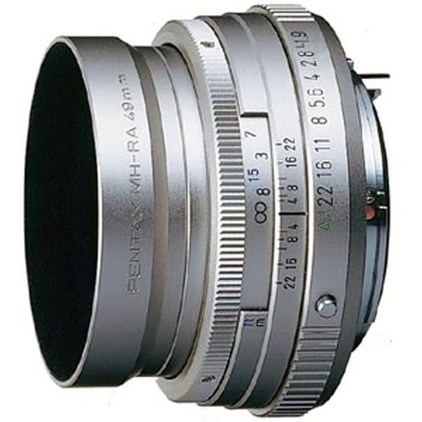 ゴーストレスコートや高屈折率ガラスを贅沢に使うなど 描写力を極限まで高めた高性能レンズです PENTAX 豪華な 送料無料/新品 FA43mmF1.9リミテッド シルバー ペンタックスKマウント系 カメラ用交換レンズ