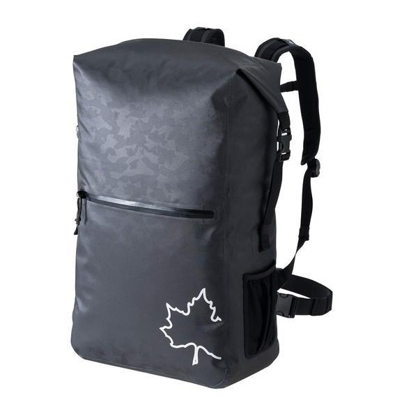 LOGOS SPLASH mobi ダッフルリュック50(ブラックカモ) No.88200176