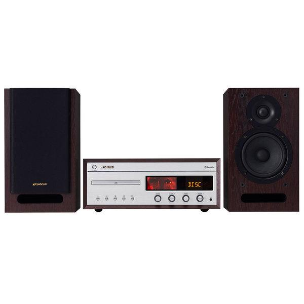 SANSUI SMC-500BTサンスイ [CDステレオシステム (Bluetooth対応)]