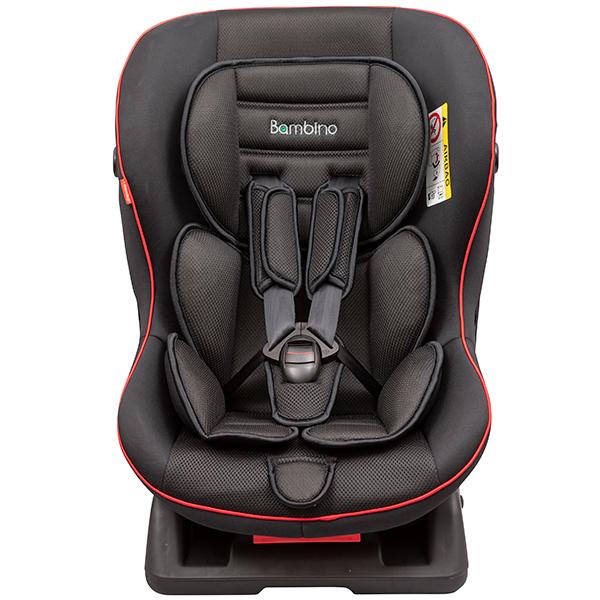 日本育児 ベビーシート シートベルト リクライニング 洗える お出かけ 安心安全快適簡単 マート ヨーロッパ安全基準 EC ER44 新生児から4歳頃 まで 18kg チャイルドシート 保証期間:1年 ブラック 6420100001 バンビーノ04II 評価 04