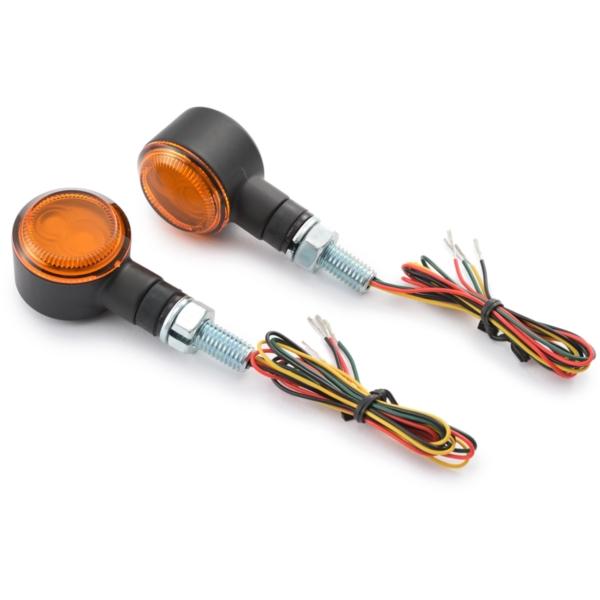 デイトナ D97232 LEDウインカー D-Light SOL-W アンバー