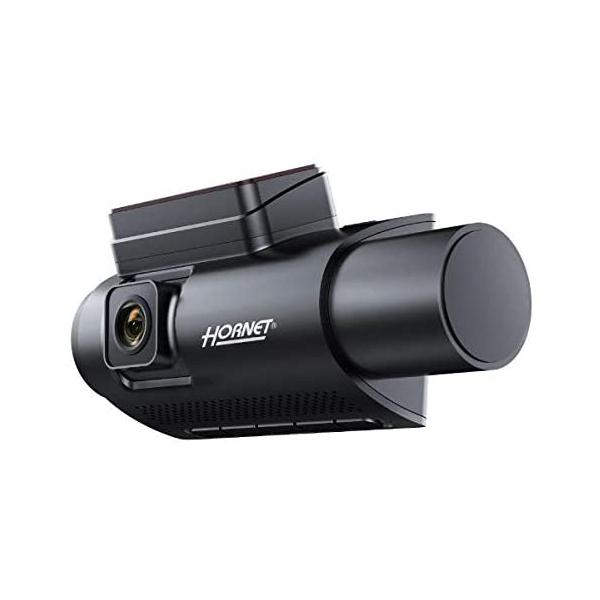 HORNET SDR300H [デュアルカメラドライブレコーダー(前方+車内対応)]