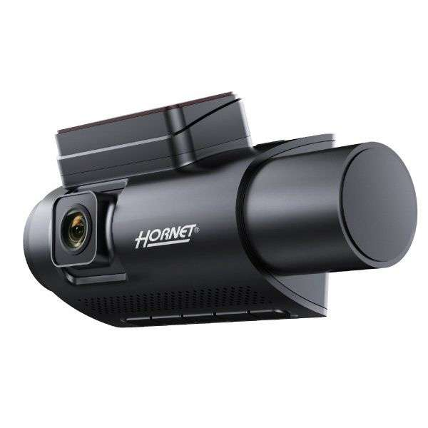 HORNET HSDR300-701 [セキュリティデュアルカメラドライブレコーダー(前方+車内対応)]