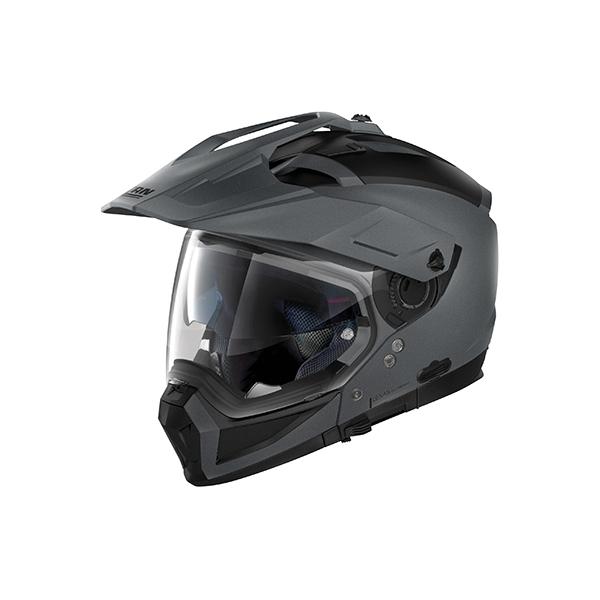 デイトナ D16667 NOLAN N702X ソリッド フラットバルカングレー/2 L [フルフェイス ヘルメット]