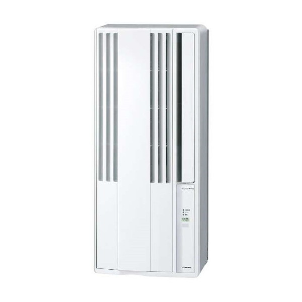 コロナ CW-F1620 シェルホワイト [窓用エアコン(主に4~6畳・冷房専用タイプ)] 2020年