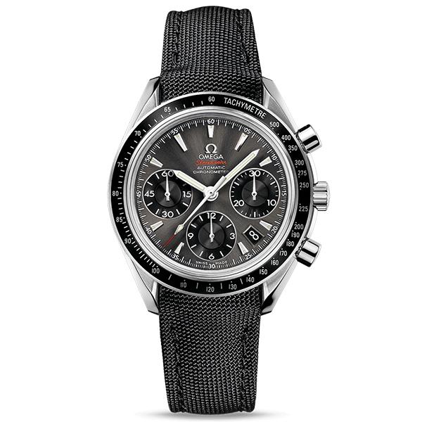 OMEGA 323.32.40.40.06.001 スピードマスター デイト [自動巻き腕時計(メンズ)]