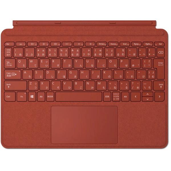 マイクロソフト KCS-00102 ポピーレッド [Surface Go Type Cover]