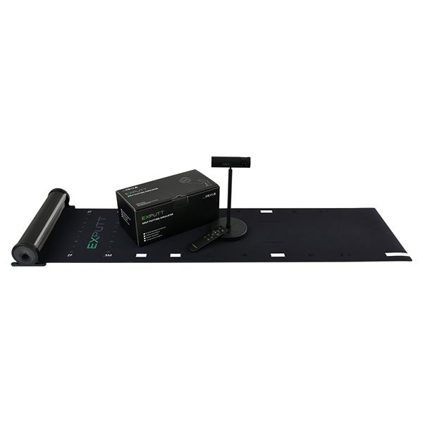 セール価格 場所も取らず 正規品送料無料 騒音ゼロ テレビに繋げて簡単パター練習 GPRO パター練習機 PUTT 日本正規品 EX
