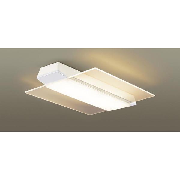 PANASONIC LGC38202 [天井直付型 LED(昼光色~電球色) シーリングライト リモコン調光・リモコン調色・カチットF パネル付型 ~8畳]