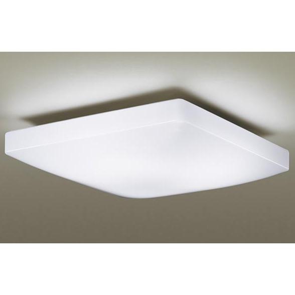 PANASONIC LGC45110 [洋風LEDシーリングライト(~10畳/調光/昼光色~電球色)リモコン付き スクエアタイプ]
