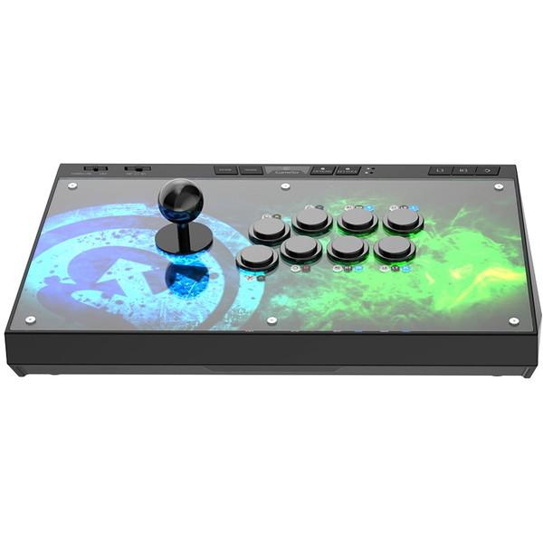 業界トップの三和電子製ジョイスティック&ボタンを採用しています GameSir GameSir C2 [アーケードコントローラー]