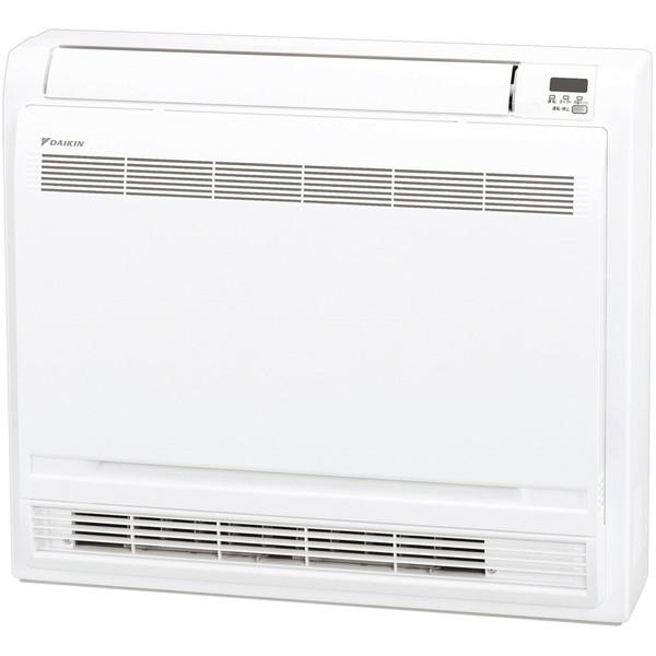 DAIKINS36RVV-WホワイトフローアVシリーズ[床置形エアコン(主に12畳用・200V)]【同梱配送】【き】【沖縄・北海道・離島配送】