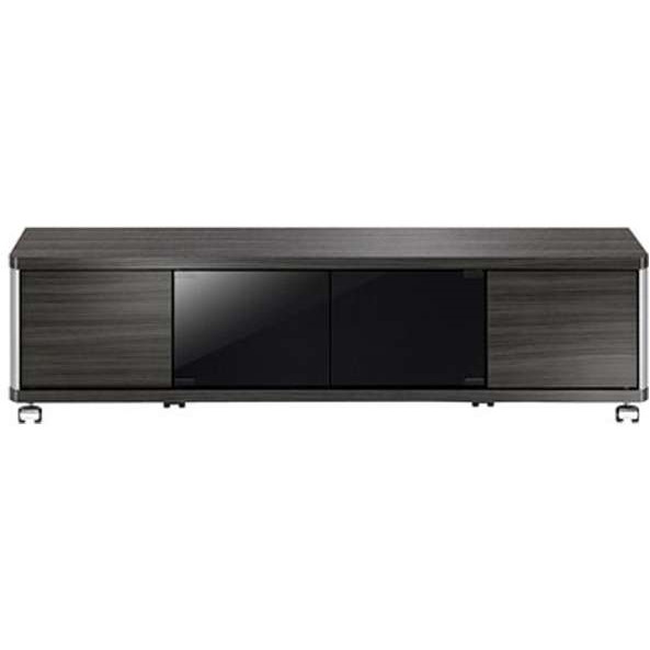 【送料無料】朝日木材加工 AS-GD1200L ブラック系 GD style [テレビ台 (~52V型対応)] ASGD1200L