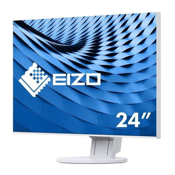 【送料無料】EIZO EV2451-WT ホワイト FlexScan [23.8型 カラー液晶モニター]