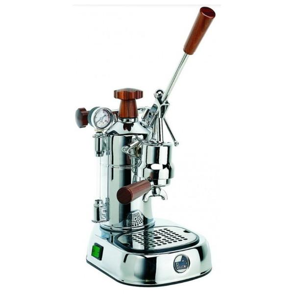 【送料無料】ラパボーニ プロフェッショナル La Pavoni Professional PLH レーニョ エスプレッソマシン 18金メッキ