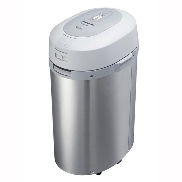 ゴミ箱感覚で設置可能 PANASONIC ブランド品 MS-N53XD シルバー セール商品 家庭用生ごみ処理機