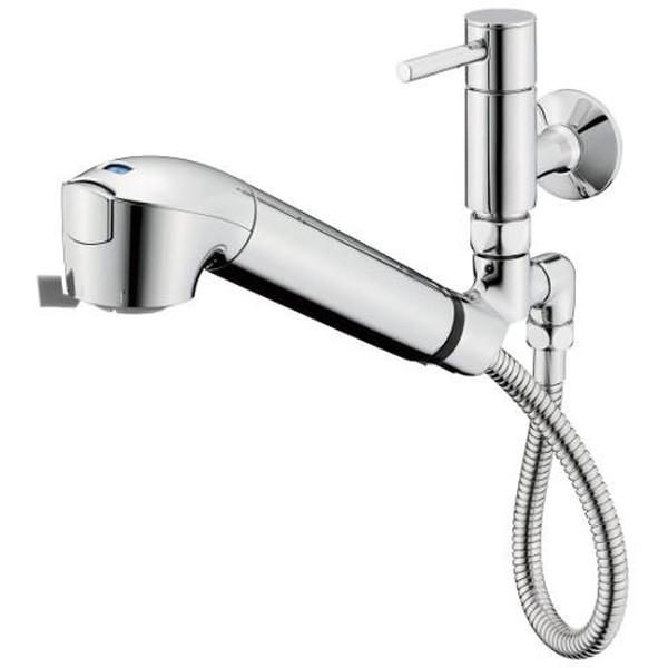 タカギ JL347MN-02 みず工房クリーン [蛇口一体型浄水器 単水栓(引出型)]