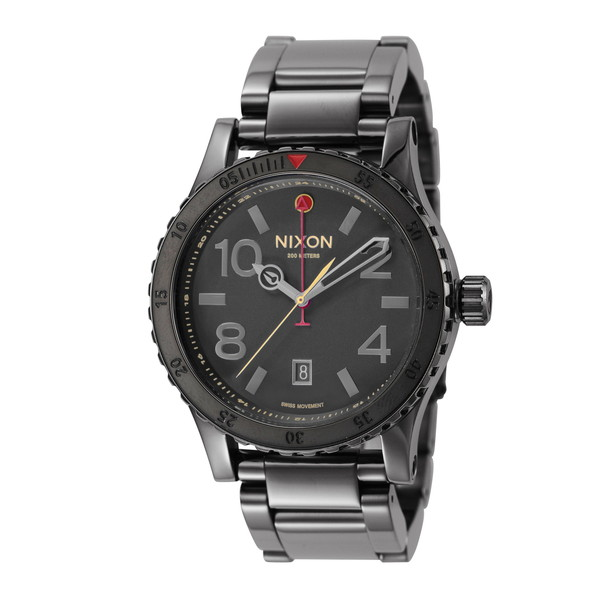 【送料無料】NIXON(ニクソン) A2771883 THE DIPLOMAT SS [クォーツ腕時計 (メンズ)] 【並行輸入品】