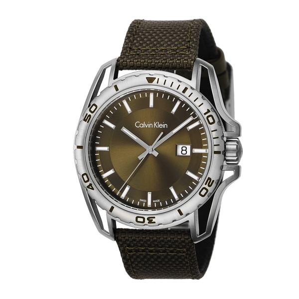 【送料無料】Calvin Klein(カルバンクライン) K5Y31X.WL Earth (アース) [クォーツ腕時計 (メンズ)] 【並行輸入品】