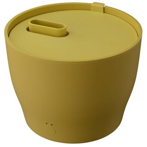【送料無料】プラスマイナスゼロ XQK-Z210(Y) イエロー [スチーム式加湿器(2.0L/木造6畳/プレハブ洋室10畳)]