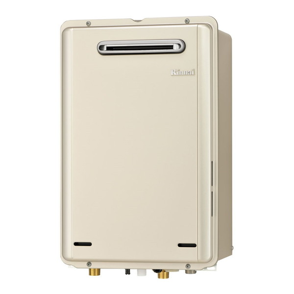 Rinnai RUX-E2406W-13A エコジョーズ [ガス給湯器(都市ガス用 24号 屋外壁掛型)]