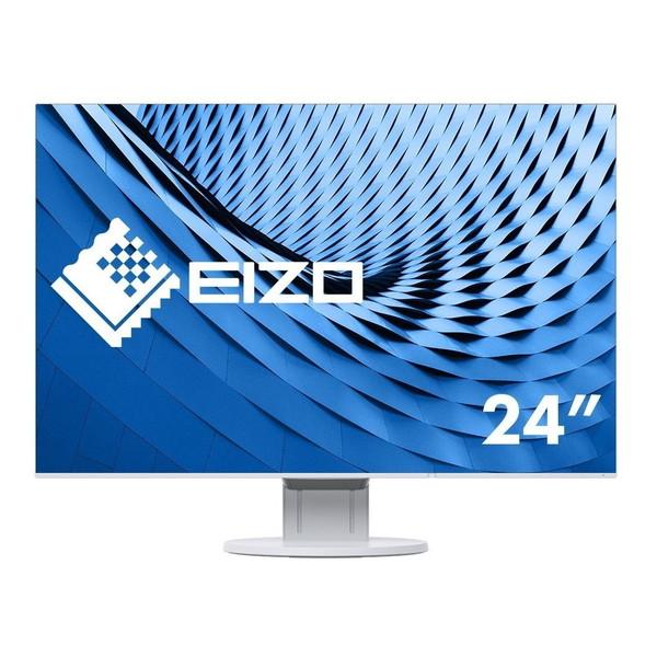 【送料無料】EIZO EV2456-WT ホワイト FlexScan [24.1型ワイド液晶モニター(LEDバックライト搭載)]