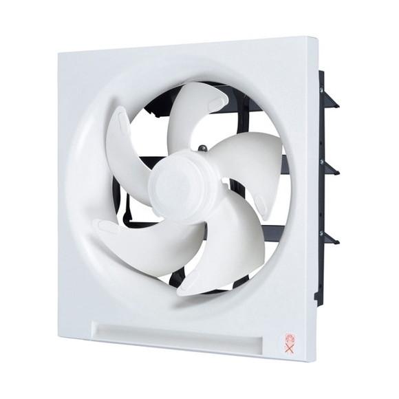 風量強弱2段切換です ●日本正規品● 三菱ライフネットワーク EX-20KJ7-BL クリーンコンパック 一般住宅用 連動式 即出荷 標準換気扇