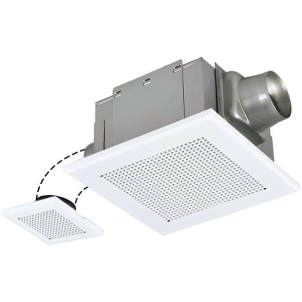 低騒音設計 三菱ライフネットワーク VD-15ZFT12 天井埋込形 セール特別価格 最新 ダクト用換気扇