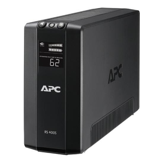 APC BR400S-JP [無停電電源装置(UPS) 240W/400VA]