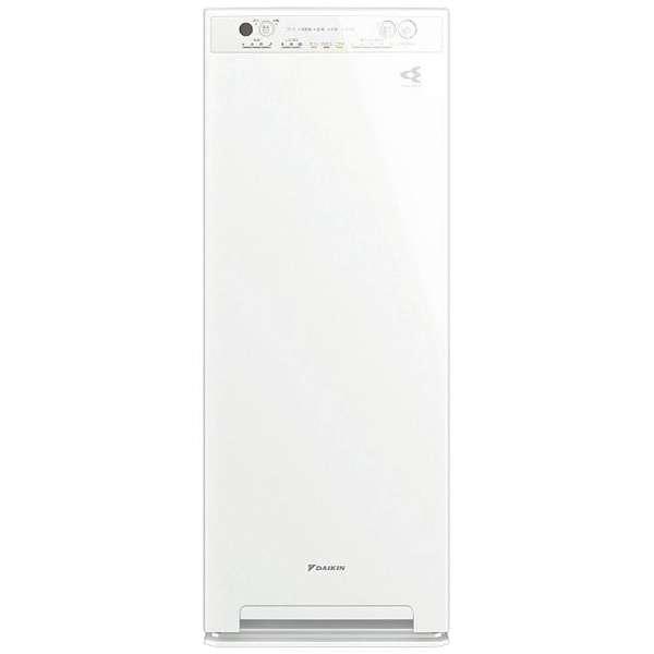 【送料無料】DAIKIN MCK55U-W ホワイト [加湿空気清浄機 (空気清浄~25畳/加湿~14畳まで)]