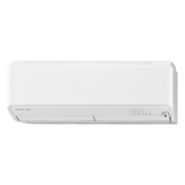 【送料無料】三菱電機 (MITSUBISHI) MSZ-ZD5618S-W ウェーブホワイト ズバ暖霧ヶ峰 ZDシリーズ(寒冷地向け) [エアコン(主に18畳用・200V対応)]