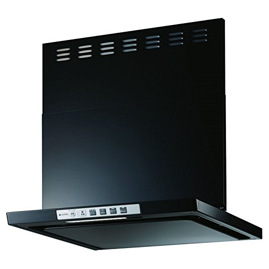 Rinnai LGR-3R-AP751BK ブラック LGRシリーズ [クリーンフード(ノンフィルタ・スリム型・間口75cm)]