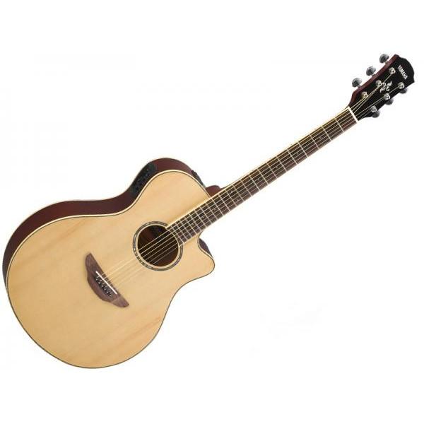 【送料無料】YAMAHA APX600 NT [エレクトリックアコースティックギター]
