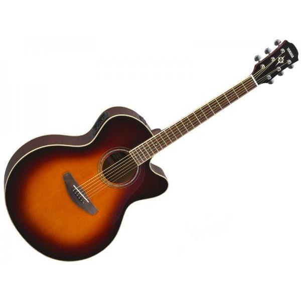 【送料無料】YAMAHA CPX600 OVS [エレクトリックアコースティックギター]
