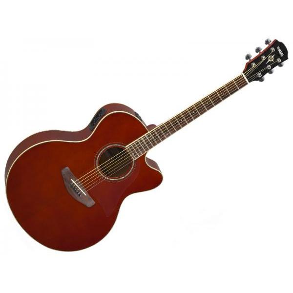 【送料無料】YAMAHA CPX600 RTB [エレクトリックアコースティックギター]
