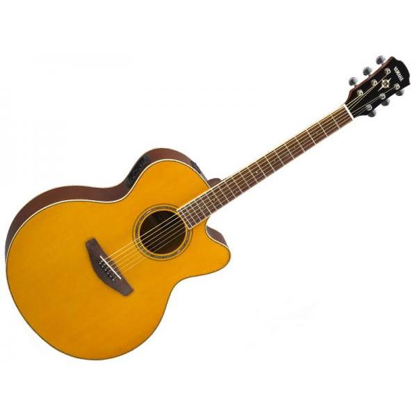 【送料無料】YAMAHA CPX600 VT [エレクトリックアコースティックギター]