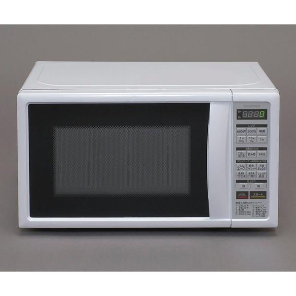 【送料無料】アイリスオーヤマ IMBY-T172-6 ホワイト [電子レンジ 17L 60Hz専用(西日本)]