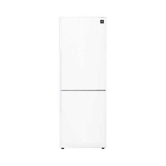 【送料無料】SHARP SJ-PD27D-W ホワイト系 [冷蔵庫(271L・右開き)] 【代引き・後払い決済不可】【離島配送不可】