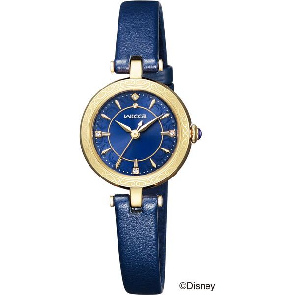 【送料無料】CITIZEN(シチズン) KP3-325-90 ウィッカ Disneyコレクション 美女と野獣 限定モデル [ソーラー充電式腕時計(レディース)]