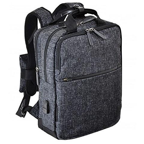 【送料無料】エンドー鞄 2-770-MBK NEOPRO Connect BackPack 杢調クロ