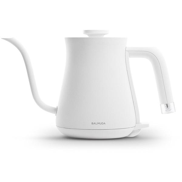 【送料無料】BALMUDA K02A-WH ホワイト The Pot [電気ケトル(0.6L)]